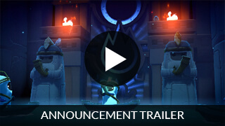 Click to watch the announcement trailer